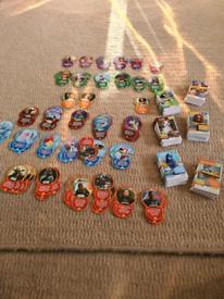 2021 Sainsburys Disney Hero cards.