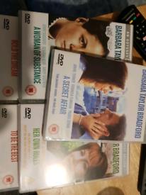 5 barbara taylor bradford dvd collection dvds