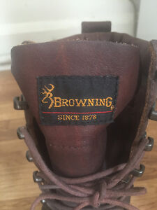 Browning Leather Thinsulate Winter Boots