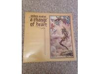 Golden Avatar- A Change of Heart LP. 1976 Vinyl