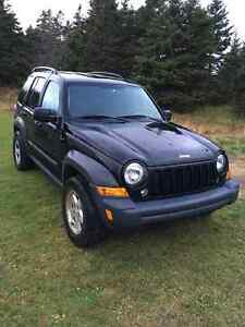 2006 Jeep Liberty SUV, Crossover Rare Diesel! St. John's Newfoundland image 1