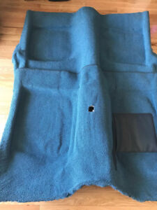 tapis complet pour Mustang 1965-68