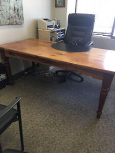 Office desk or Harvest Table