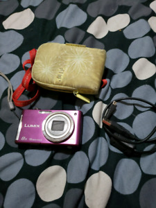 new price! LUMIX camera-great condition