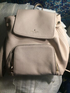 PURSE - Kate Spade Cobble Hill Charley backpack in Beige