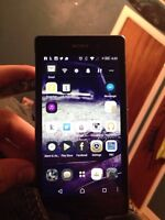 Sony Xperia Z1 through Rogers