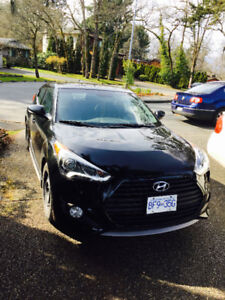 2015 Hyundai Veloster Turbo Coupe (2 door)