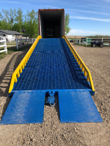 Mobile Yard Ramp, Container, Ware House, Ramps