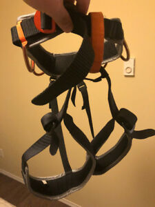 Black Diamond Blizzard Climbing Harness SM