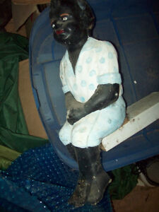 WANTED: Old/Vintage Lawn and Garden Ornaments