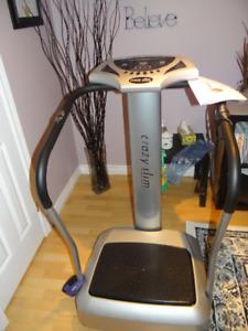 Whole Body Platform Vibration Machine