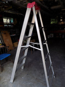 6 ft. Aluminum Stepladder