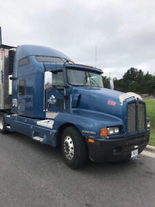 2007 KENWORTH T600 FOR SALE