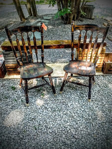 Quality Refurbished Chairs by Ruztikcharms Peterborough Peterborough Area image 8