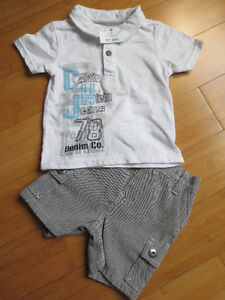 Boys Summer Outfits - 6 Mths London Ontario image 5