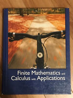 Math1823/1833 finite mathematics and calculus with applications