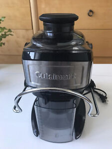 Never Used Cuisinart Juicer