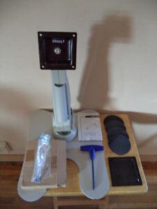 Modernsolid / Aidata LA03 Gas Spring LCD Monitor Base & Arm