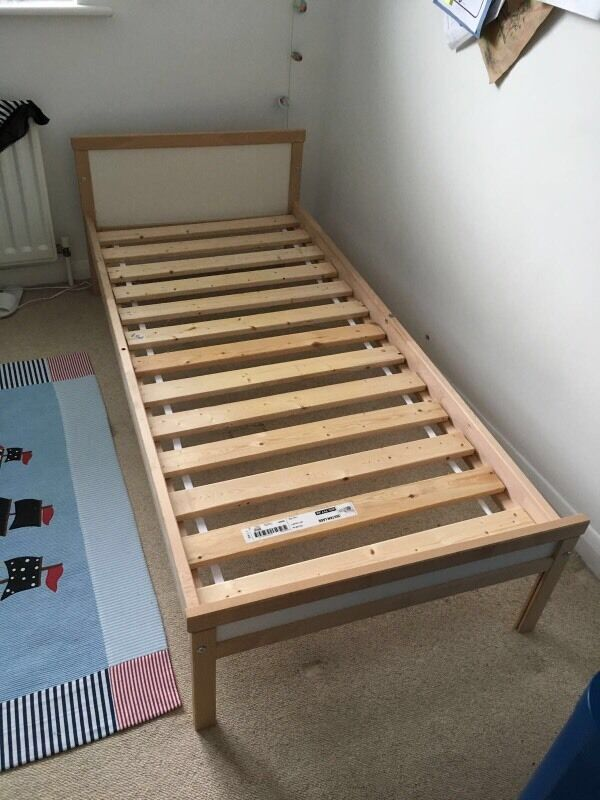 ikea sniglar bed frame in poole dorset gumtree