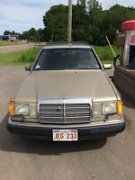 Mercedes-Benz 300TE Wagon - Reduced