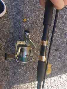 Fishing rod and reals !!! London Ontario image 3