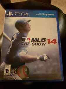 MLB the show 14.