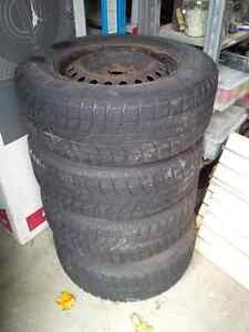 RIM for sale 2005 Honda Odyssey Kitchener / Waterloo Kitchener Area image 2