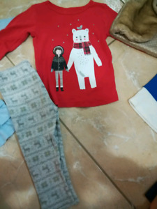 Christmas Fall/Winter outfits LOT -  Brand name