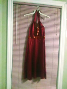 Silk dresses Price tags on $285.00 going for 100.00