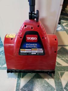 Petite souffleuse électrique Toro