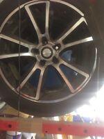 2009 pontiac g8 fast rims and tires