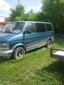 1995 gm safari van