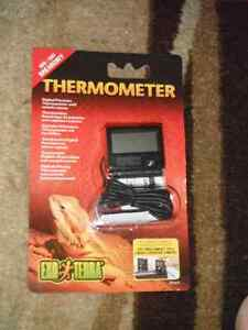 EXO TERRA THERMOMETER BRAND NEW