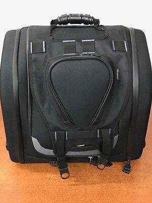 Kuryakyn XKursion XS3.0 Seat/Rack Bag Premium Luggage Heavy Duty 67L 5270  Heavy Bag Racks