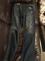 hollister jeans for sale never worn! 34x34