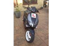 Peugeot speedfight 50cc scooter