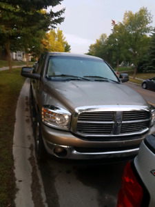 2008 Dodge Ram SLT Crew Cab just in time for winter!