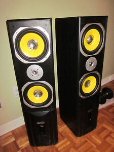 Speakers / haut-parleurs DIGITAL AUDIO PRO SERIES
