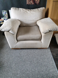 FREE to collector Sofa and arm chair
