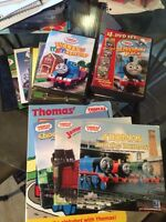 Thomas & Friends DVD's and Books
