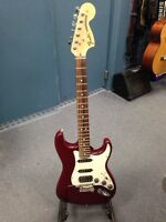 Fender Highway One Stratocaster Made in USA 2007.