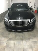 2015 Mercedes S550 lease takeover