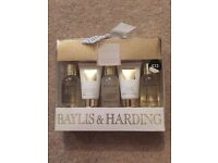 Baylis & Harding gift sets £7.00