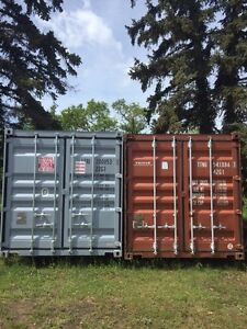 Sea Can Storage Containers