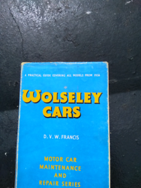 Books for the motor enthusiasts / collector