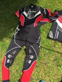 Wet suit 2xl