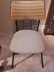 3 Retro Dinette chairs - Recovered and Refurbished