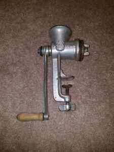 Vintage grinder  Moose Jaw Regina Area image 1