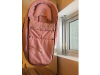 Pink bugaboo bee 3 cocoon