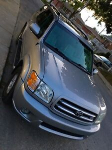 Toyota Sequoia Limited 8 Passenger 4x4 NO TAX